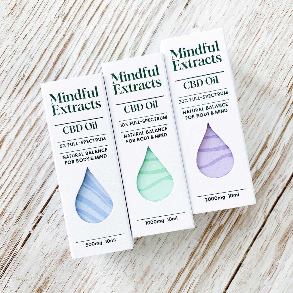 Sustainable CBD Oil Packaging
